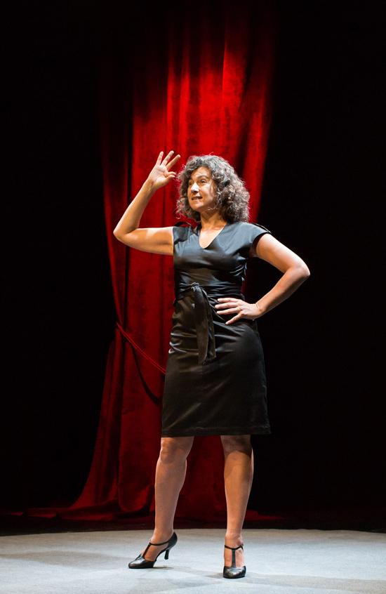 Últimas actuaciones de  Todas a la una  de Ester Bellver